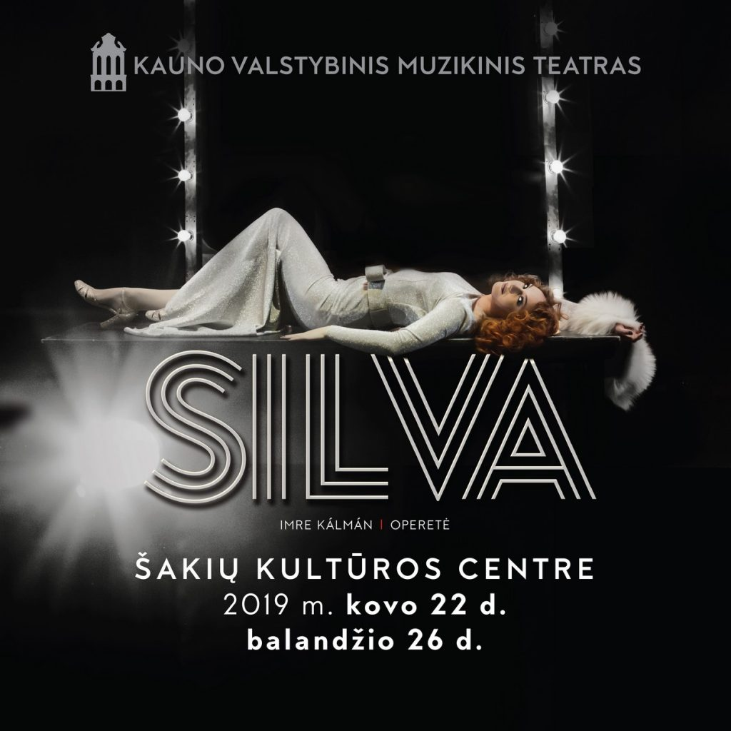 Kauno muzikinis teatras Silva