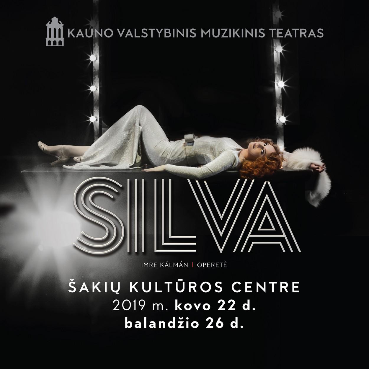 """Operetė ,,Silva"""""""