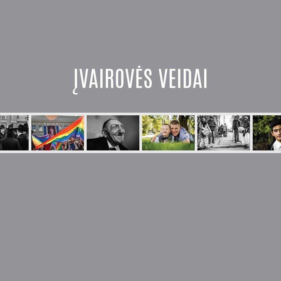 Įvairovės veidai Šakiuose liepos 17 d. 14.30 val.