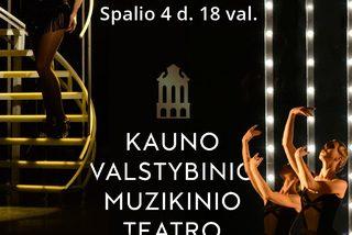 Kauno valstybinio muzikinio teatro šou, skirtas tarptautinei Mokytojo dienai