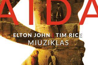 "Elton John | Tim Rice miuziklas ""AIDA"""