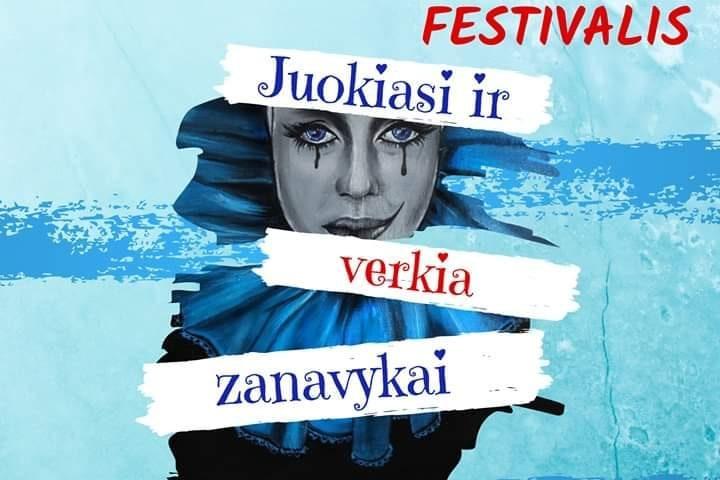 """Vasaros teatrų festivalis ,,Juokiasi ir verkia zanavykai"""""""