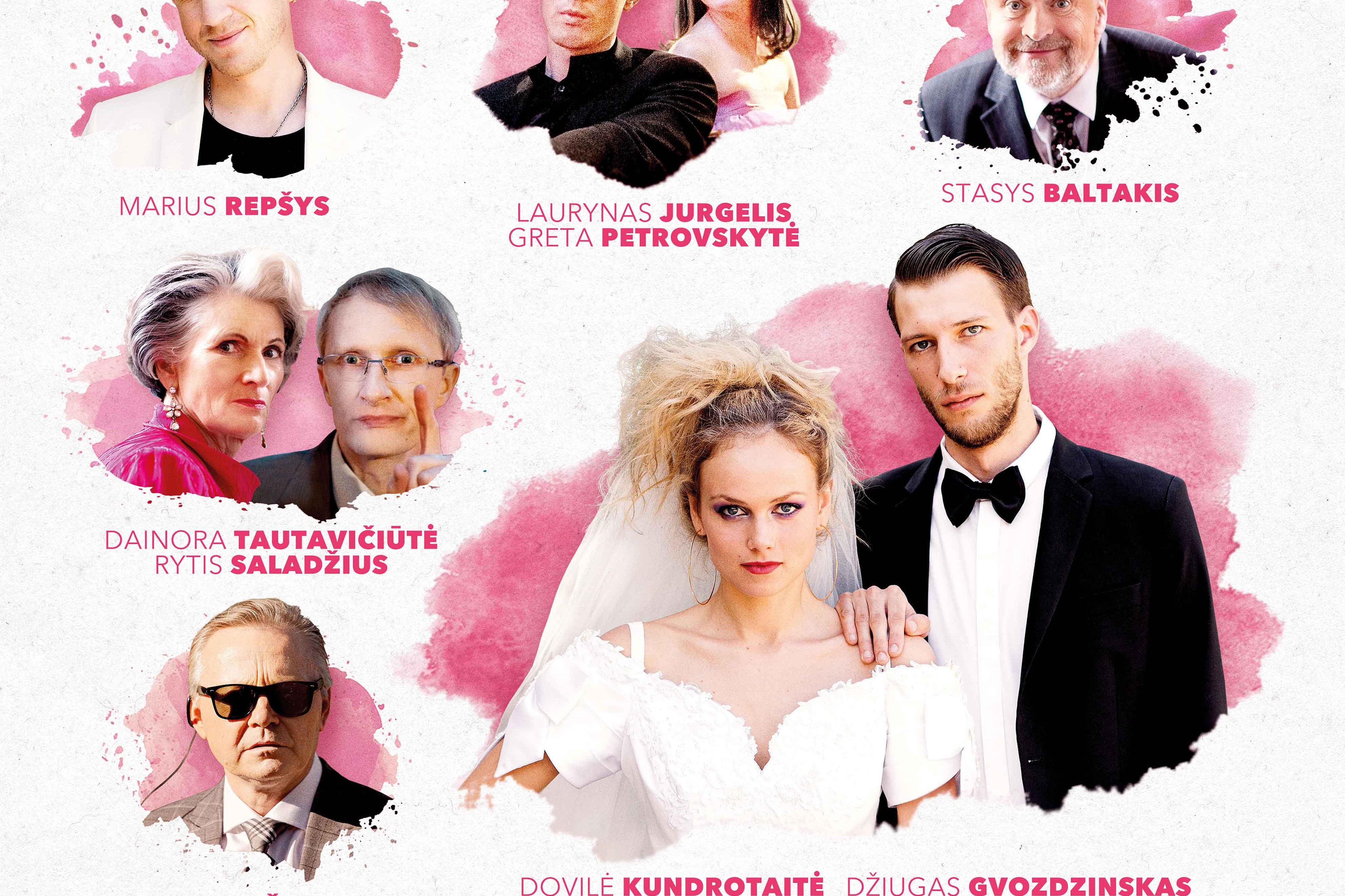 """Kino filmas ,,Vestuvės"""""""