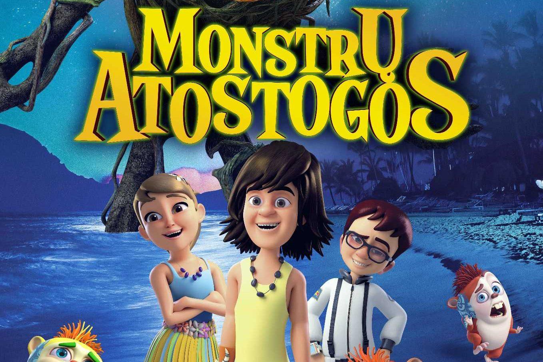 """Kino filmas ,,Monstrų atostogos"""""""