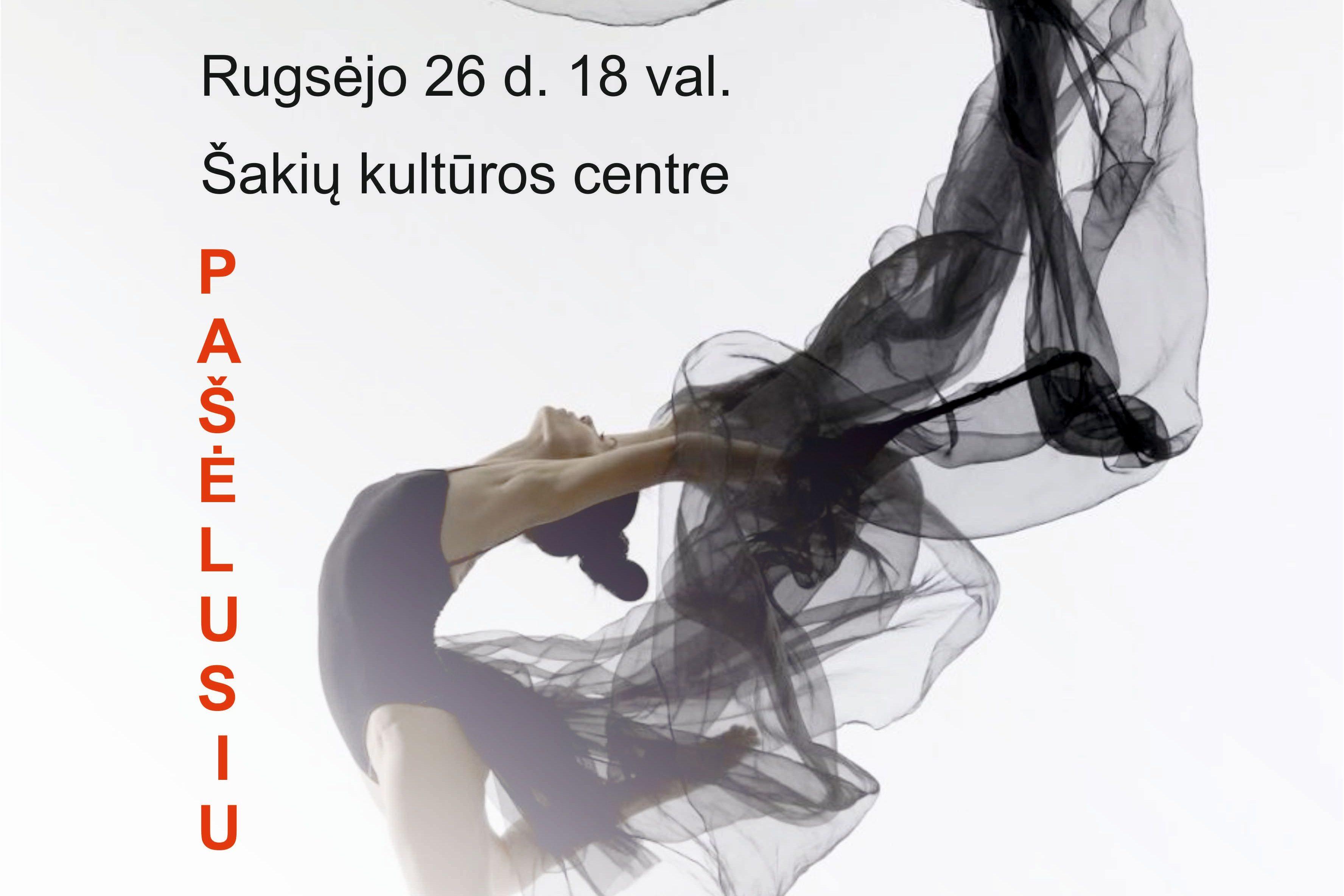 """Šiuolaikinio šokio festivalis-konkursas ,,Pašėlusiu ritmu 2020"""""""