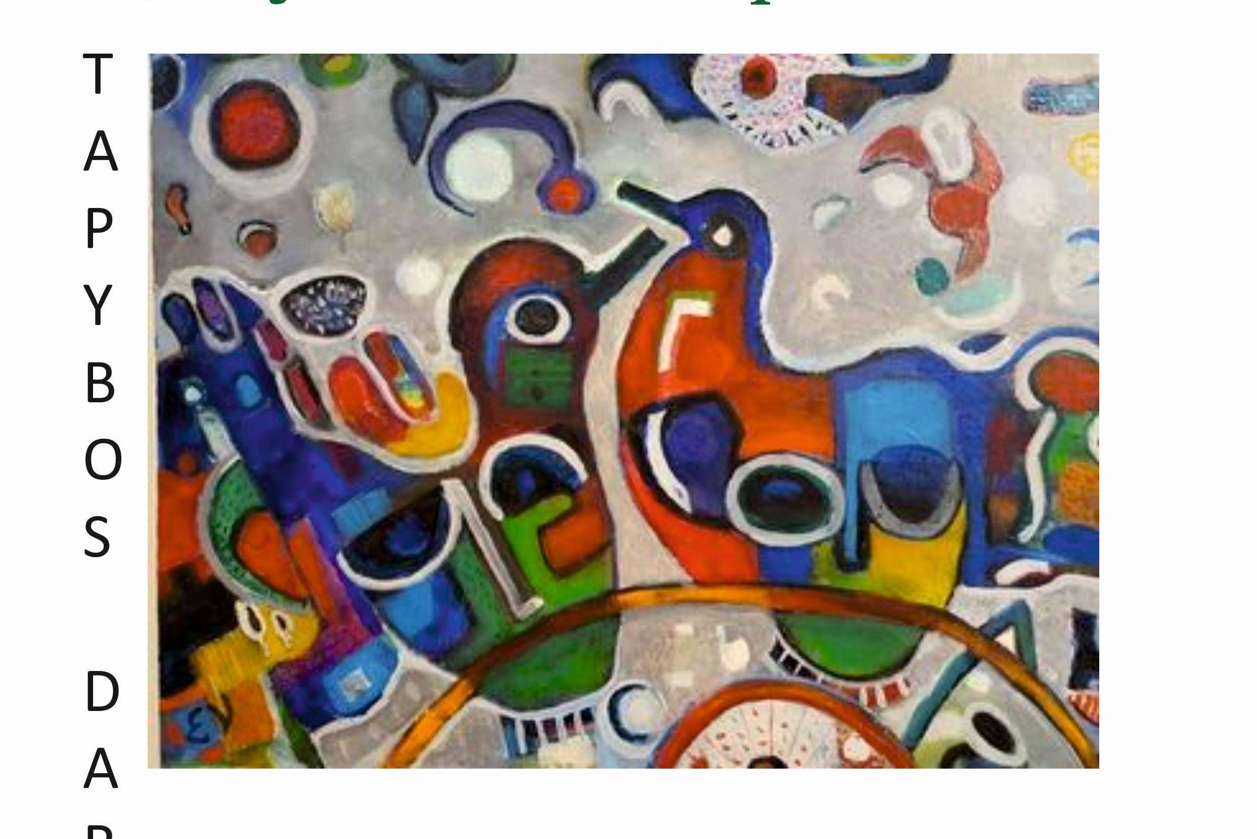 """Kviečiame į Eva Vasi tapybos darbų parodą ,,Gyvenimo spalvos"""""""